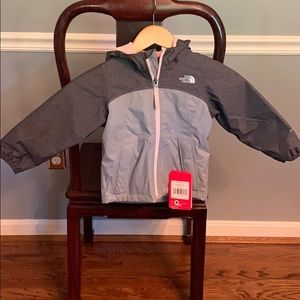 The North Face Toddler Warm Storm Jacket Size 3T